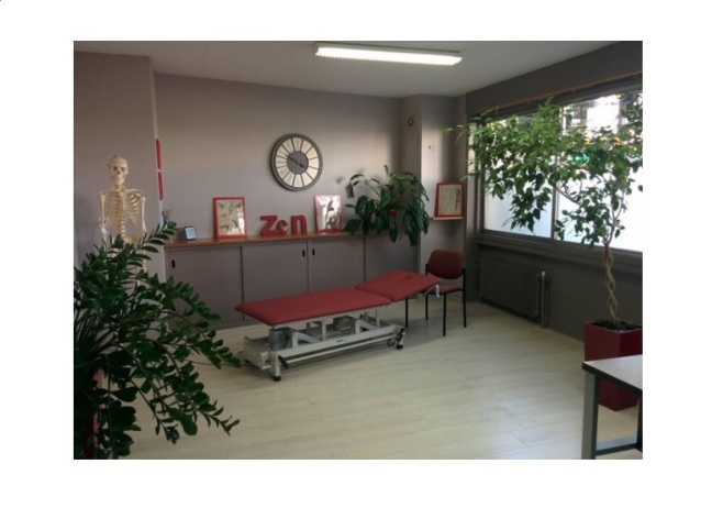 Photo du cabinet ostéopathie Lyon 8